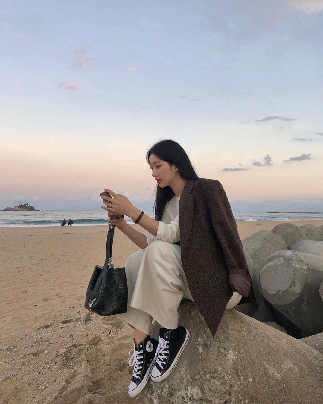 PEOPLE | Fashionable Bag Moments